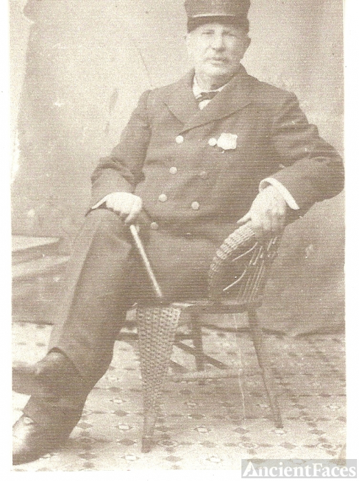 Jean Baptiste Smith, Chief of Police