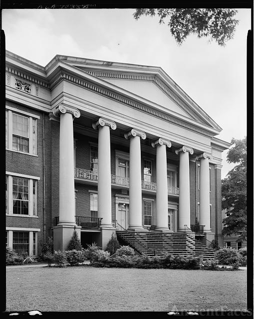 Masonic Female Institute, Talladega, Talladega County,...