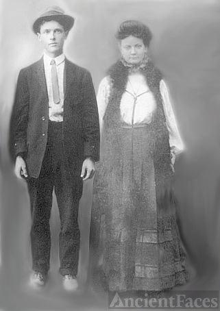 Gilbert Martin Hogan and Jennie Pratt Youngblood