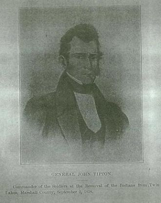 A photo of John Tipton