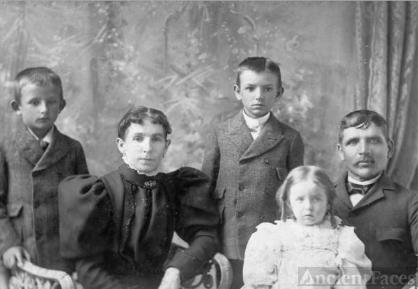 Arthur Trembley Family