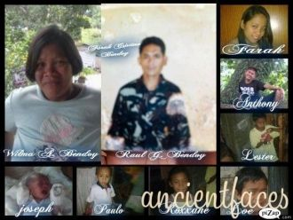 Bendoy Family, Philipppines