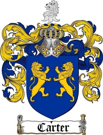 Carter (Coat of Arms)