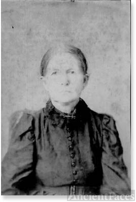 Mary Carolyn Virginia Cannon Roberts 1826-1895-Terrell Co Ga