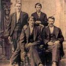 Unknown Men in Group