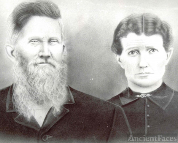 Robert Berryman & wife, Martha Reed