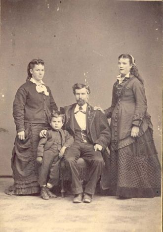 Robert Baird and Wives