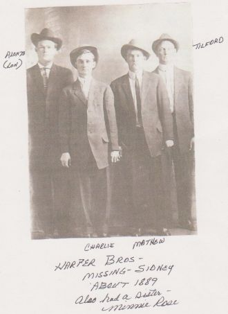 A photo of Charles Rose Harper's Sons