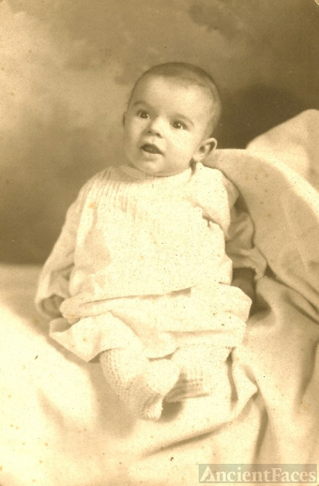 Baby George Gallagher 1928