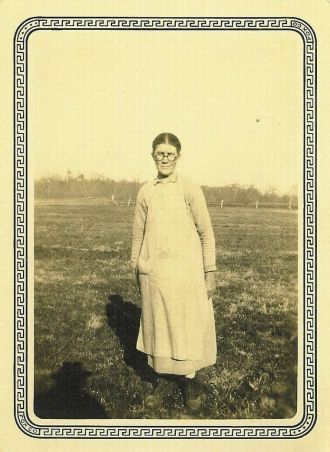 A photo of Martha Lou Ellen  Hawkins-Mason