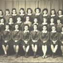 Scotland High Pep Squad 1945