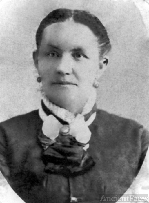 Young Mary Ann Steed Hess
