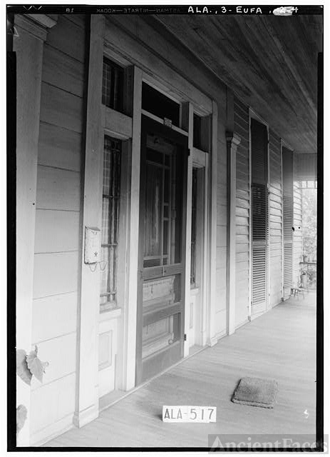 W.N. Manning photo of McDonald - Smartt House, 1935