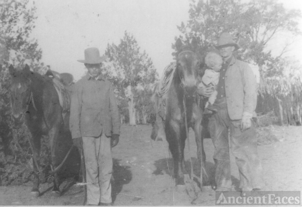 Jim, William & Joseph Lafferty, 1918 NM