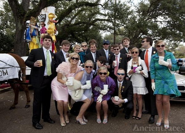 Order of Myths, Mobile's first and oldest Mardi Gras...