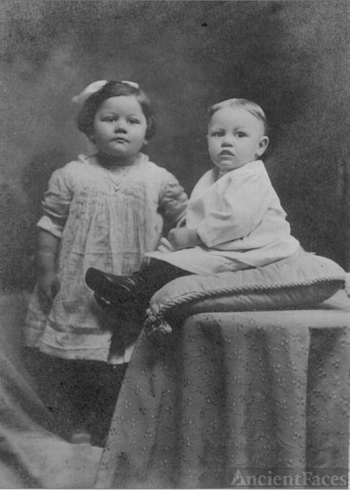 Edith and Paul Fone, NJ, 1914