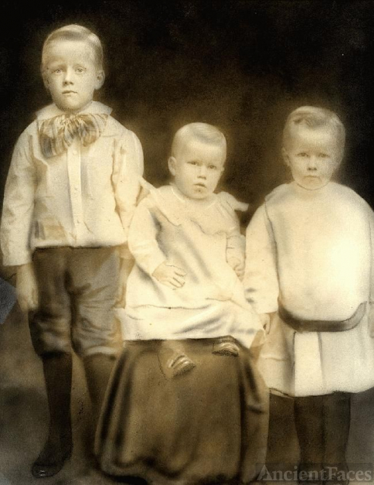 Pridgen Bros As Children