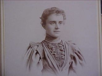 A photo of Alice  Horton