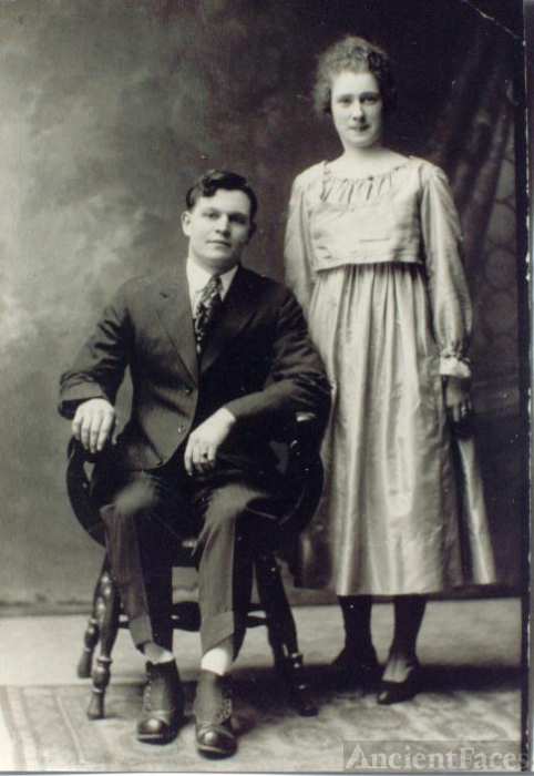 Archie Bess & Rose Butterfield