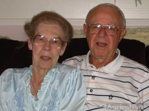 Uncle Peyton and Aunt Betty Printz