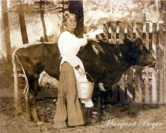 A photo of Margaret Boyer Rowlance