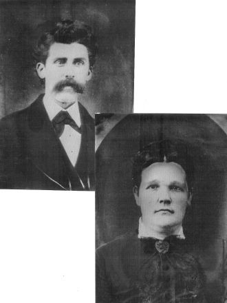 Milton Rhodes and Wife Catherine