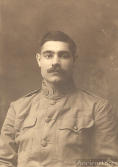 Giuseppe Interlicchia, World War 1