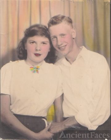 Archie & Shirley Young Ison