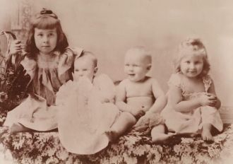 Forsgren, Gibson, Marriott children in Utah
