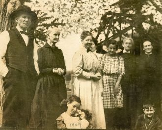 Indiana Dale, and relatives