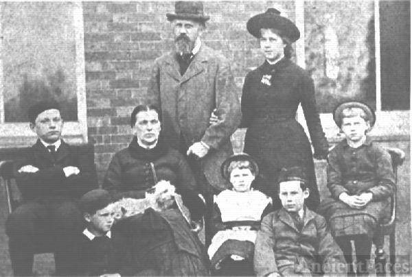 H S Gibbs & Family; Thorngrove, Wilmslow, Cheshire, UK