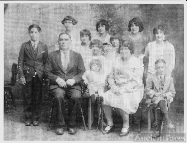 Palazzini Family, Massachusetts