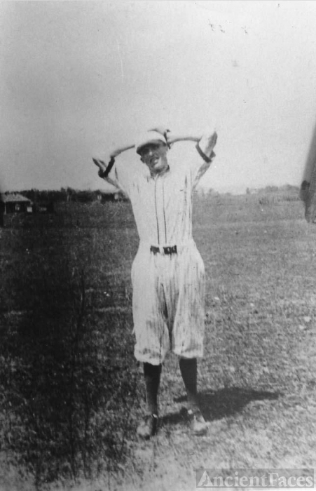G J Elliott Baseball Photo