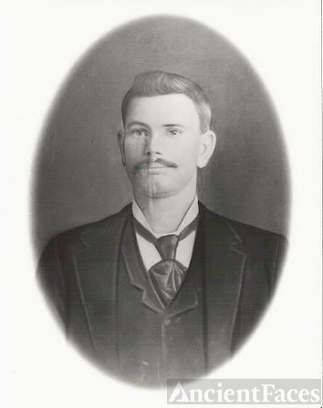 Stiles (my g grandfather)