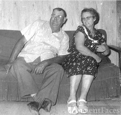 Homer and Zula, 1957