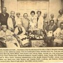 Anna Marconi & fellow residents