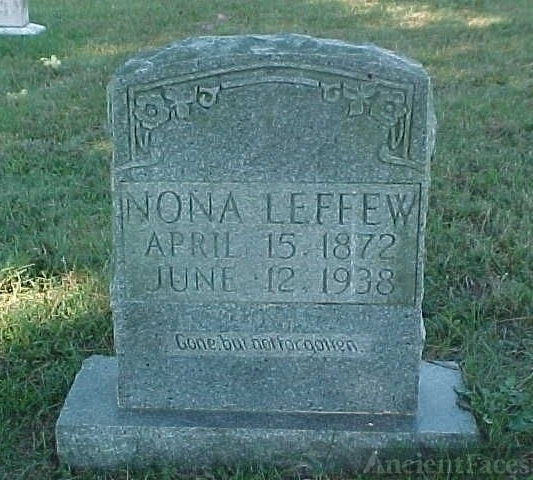 Nona Leffew Daughter of Pleasant Henry LEffew Jr