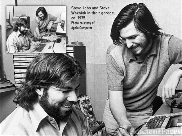 Steve Jobs and Steve Wozniak, Apple Technology