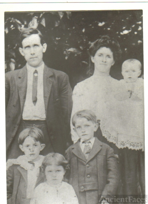 William Flowers family