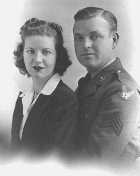 Harold Humiston and Eleanor Lawman