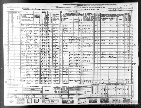 Monroe County, Arkansas Census