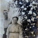 William  & Nancy (Purdum) Cale, IL c1890