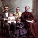William Trafzer family