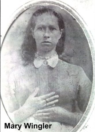 Mary (Wingler) Shepherd