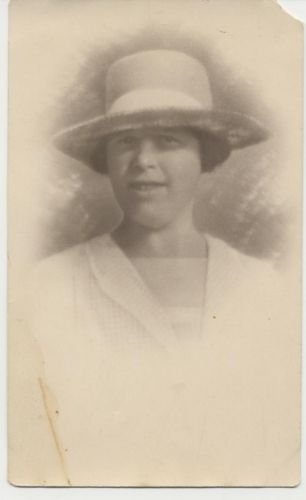 A photo of Ruth Hoffman