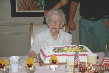 Granny's 95th Birthday