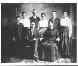 William H. Wilson Family