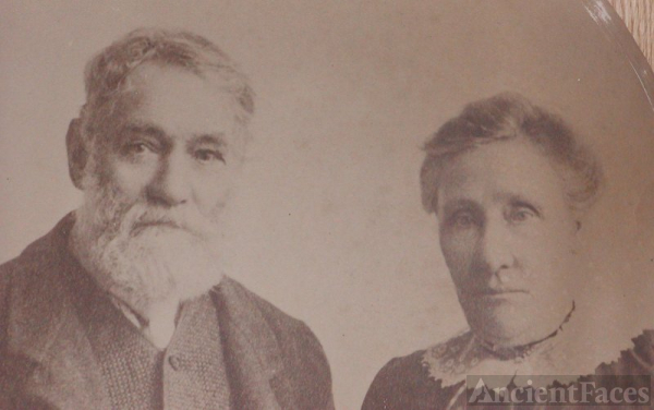 Possibly Charles & Jane Woodford