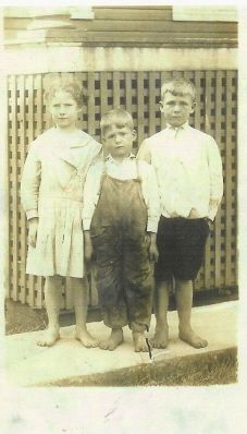 Mary, Vincent, and Clement Fromhart, Jr., Children of Clement Fromhart and Katherine (Burke)