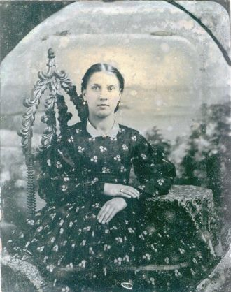 A photo of Sarah Ann (Fleming) Sowle